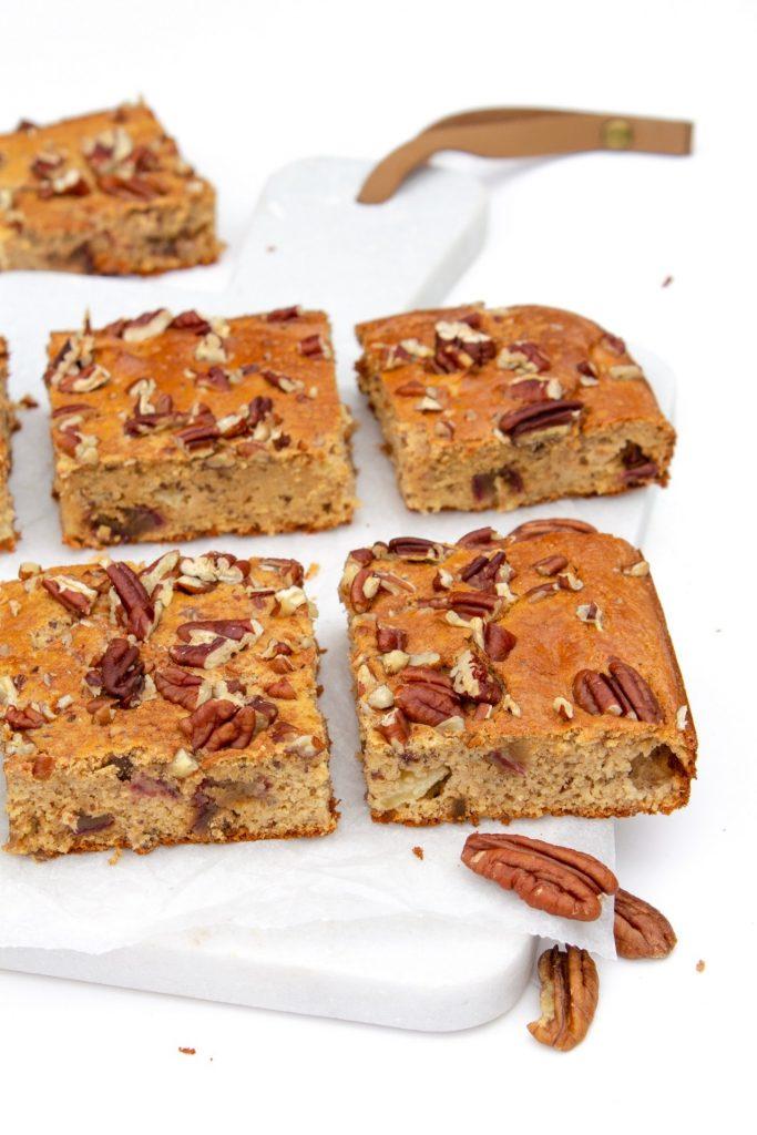 Gezonde-appel-kaneel-blondies-cake-foodlies
