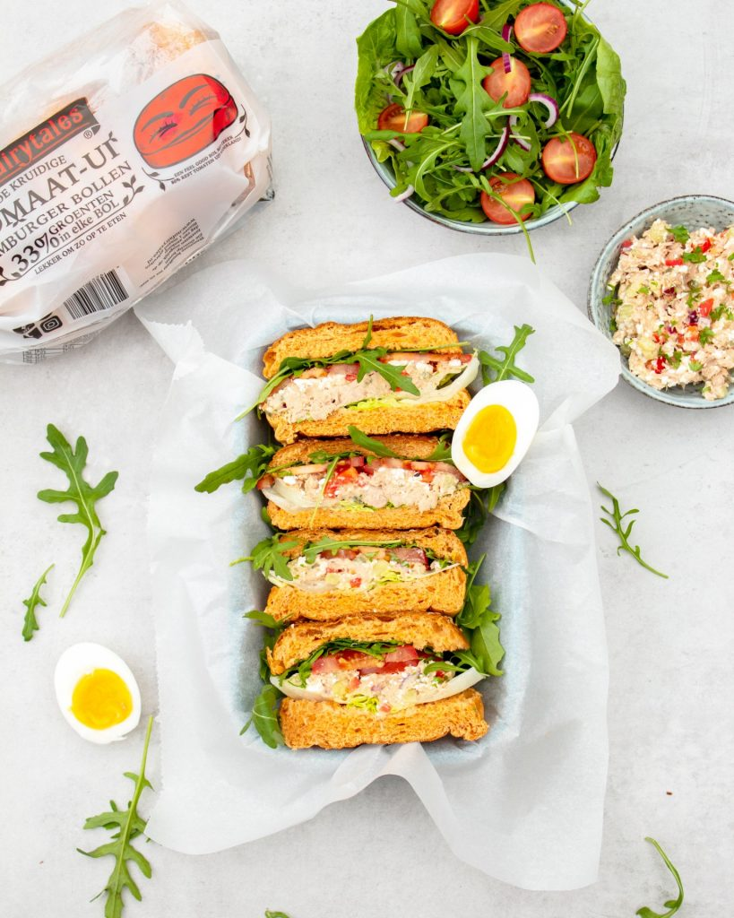 Tonijnsalade-huttenkase-foodlies