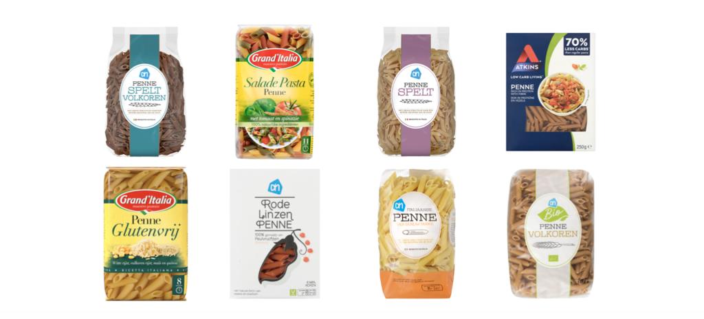 Welke pasta is een gezonde keuze foodlies