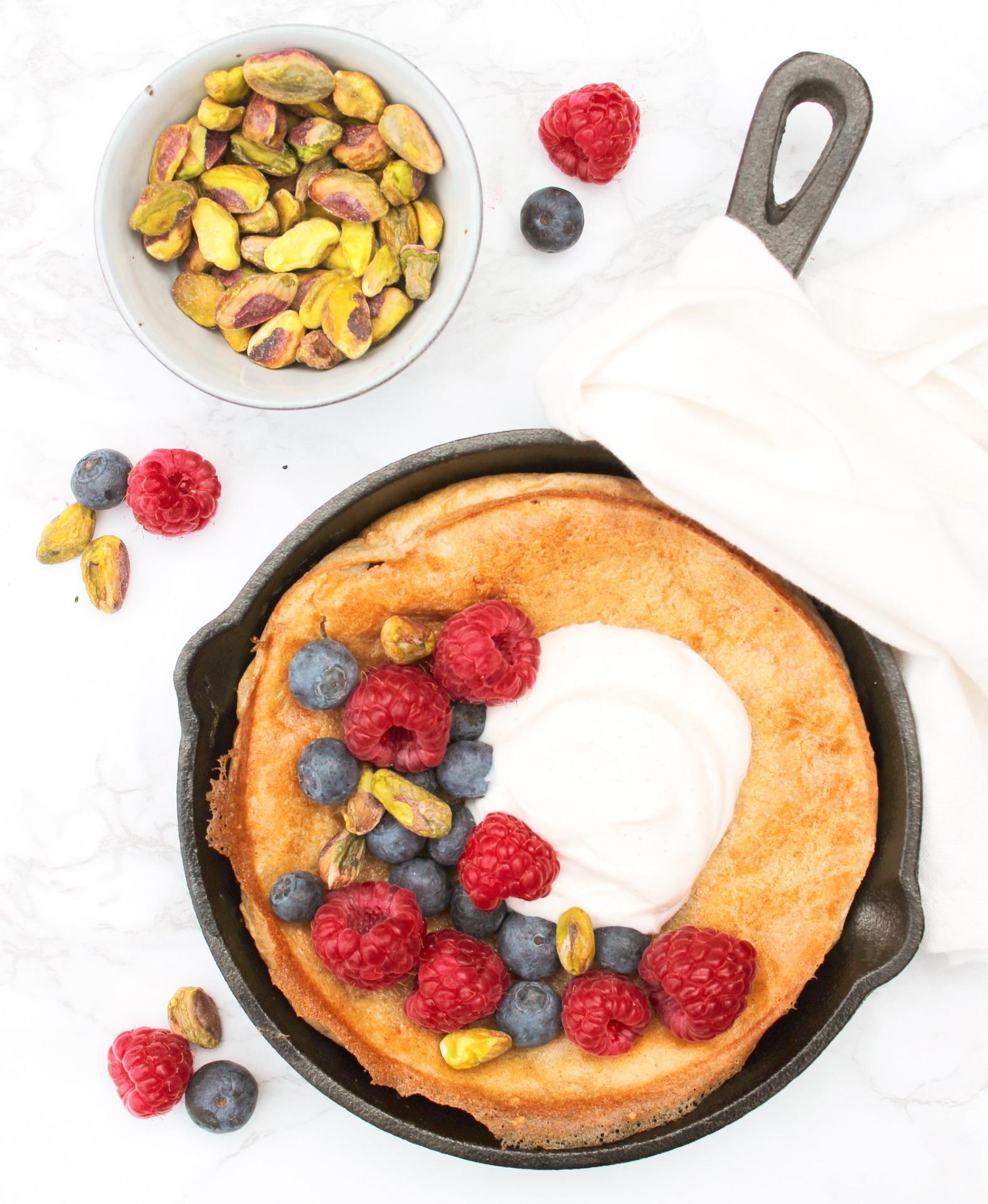 Dutch baby pancake foodlies