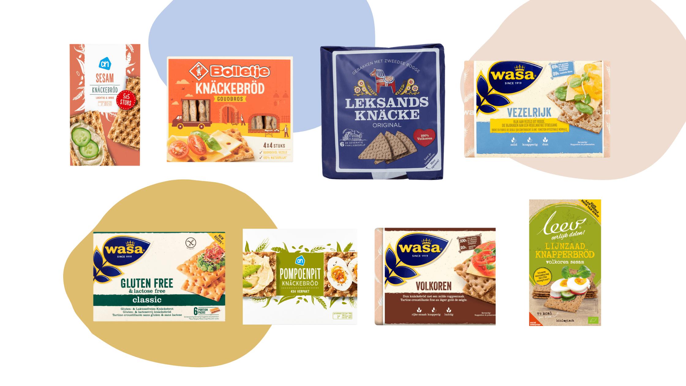 Foodlies welke crackers zijn gezond