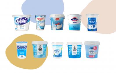 Welke Griekse yoghurt is gezond?