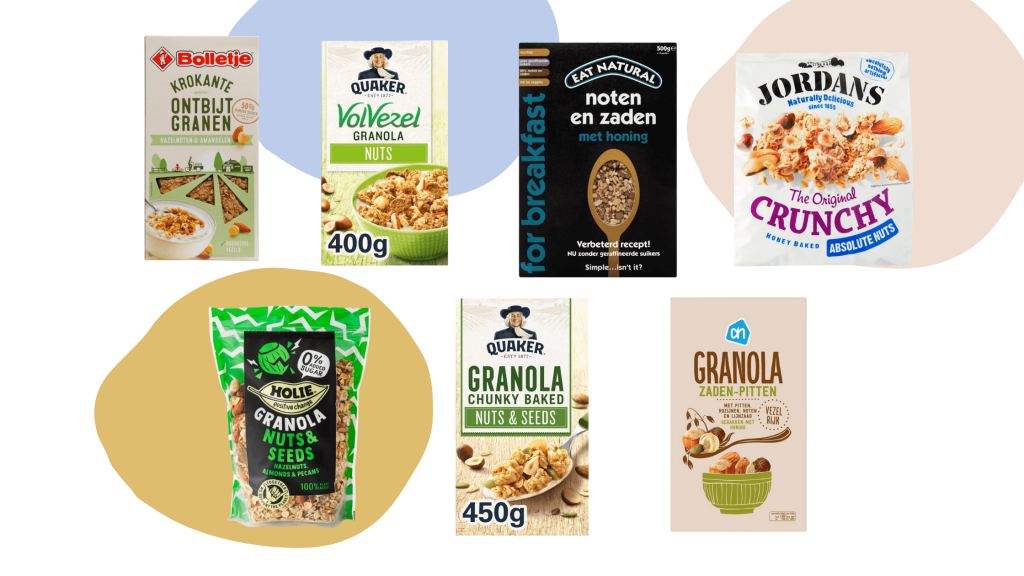 welke granola is gezond foodlies.nl
