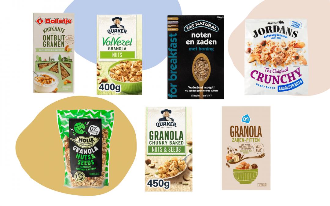 Welke granola is gezond?