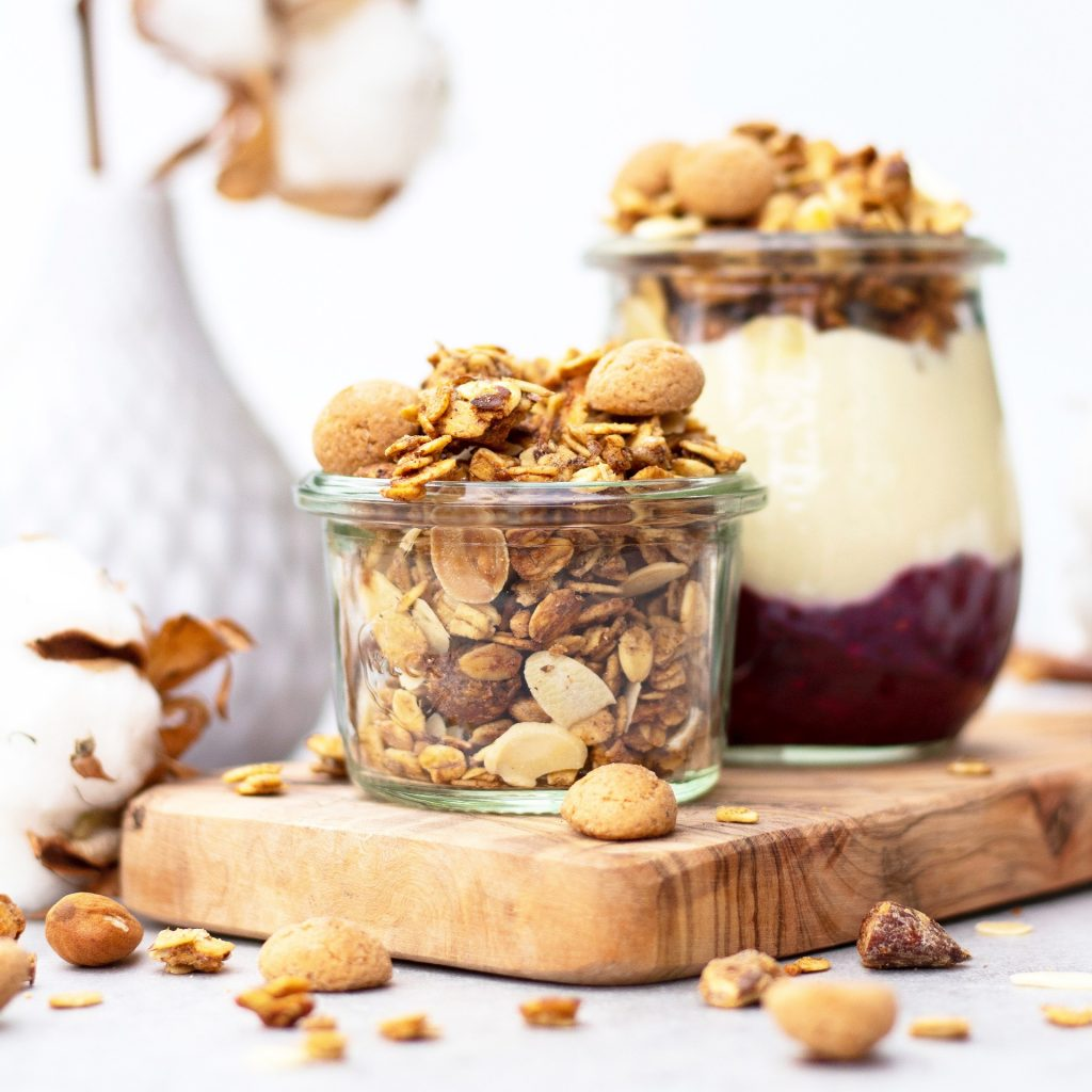 Sinterklaas granola foodloies