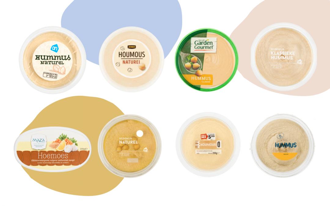 Welke hummus is gezond?