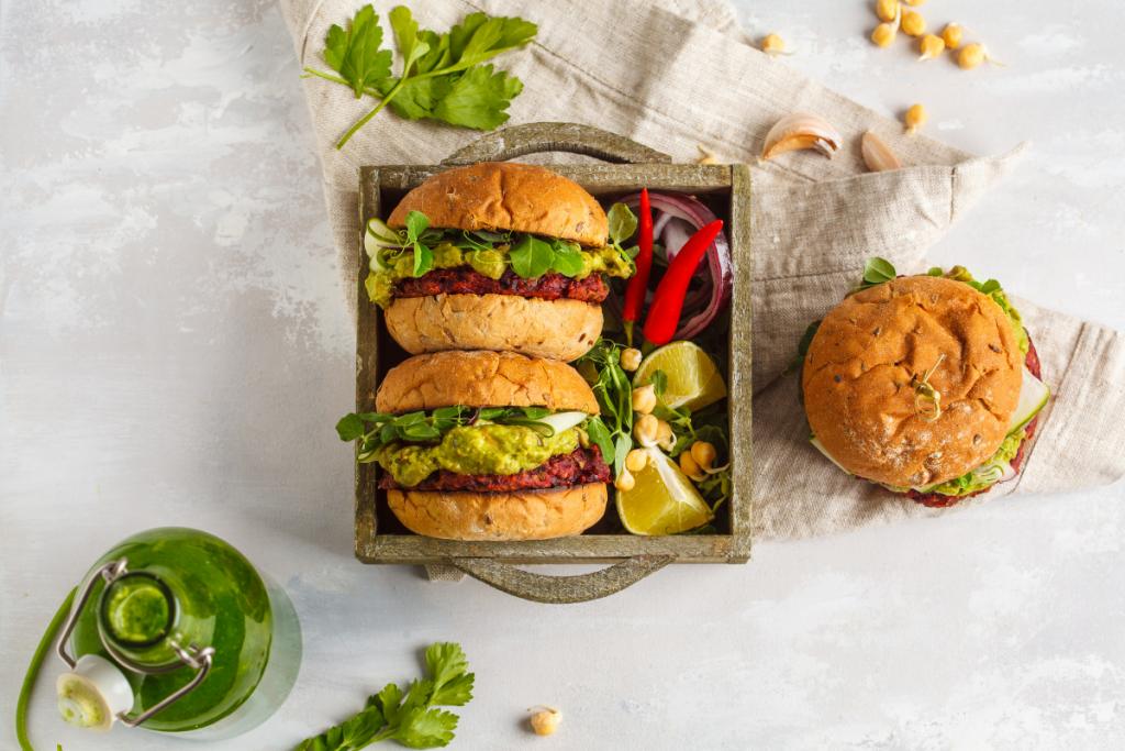 gezond vegetarisch eten