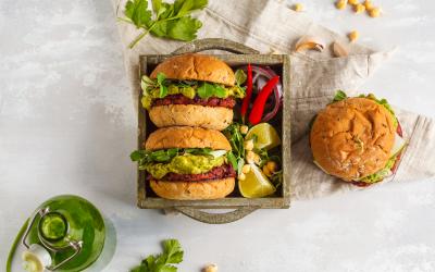 Gezond en volwaardig vegetarisch eten