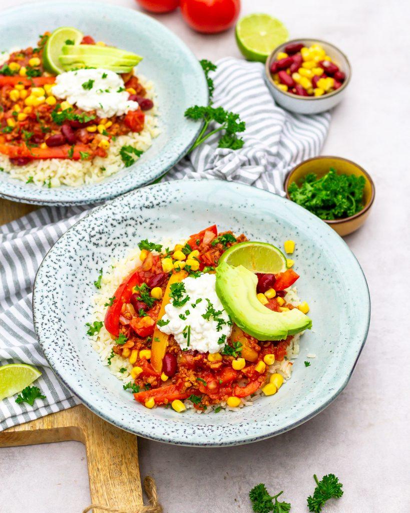Gezonde Chili con carne foodlies