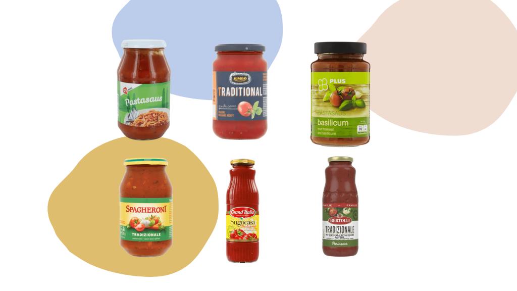 welke pastasaus is gezond? foodlies