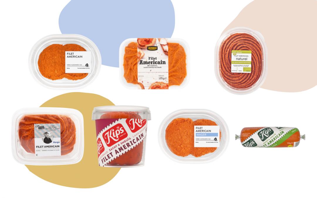 Welke filet americain is gezond?