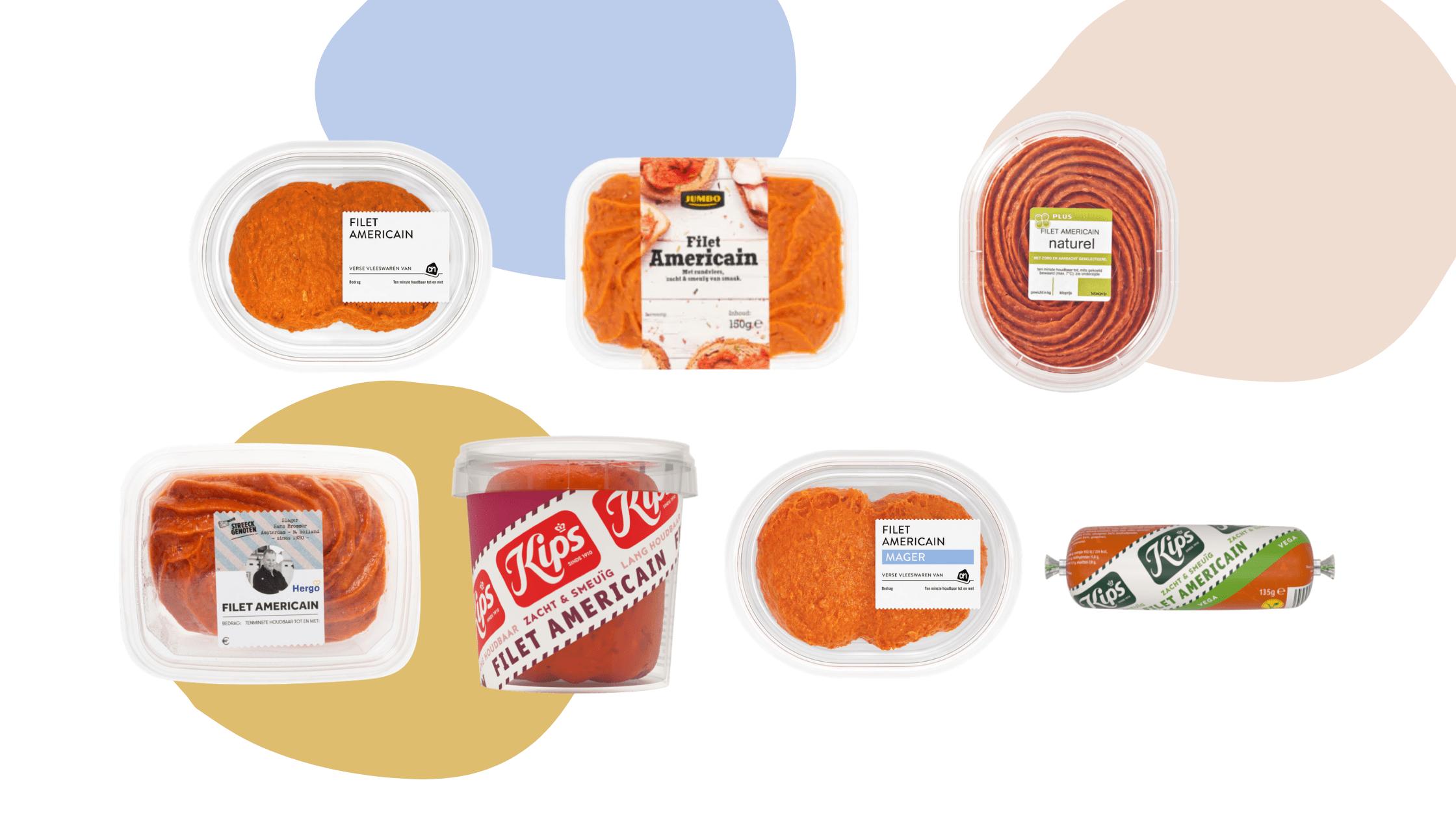 Welke filet americain is gezond