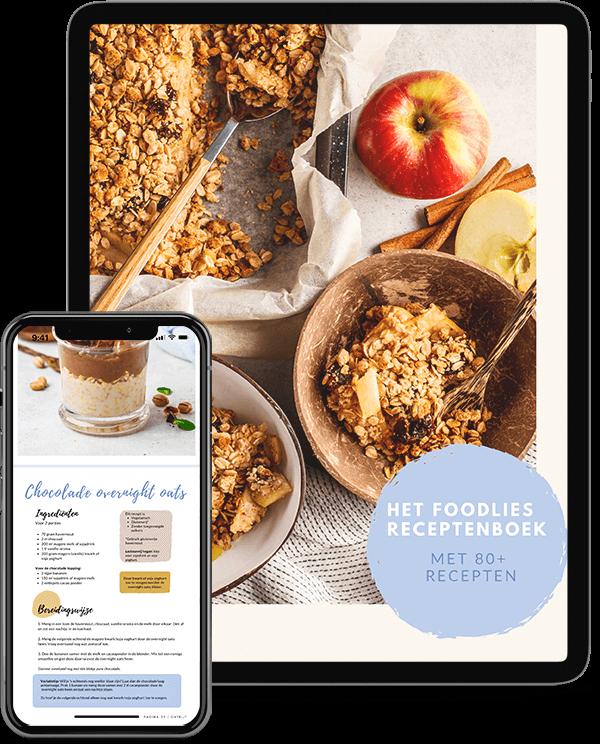 FoodLies Receptenboek